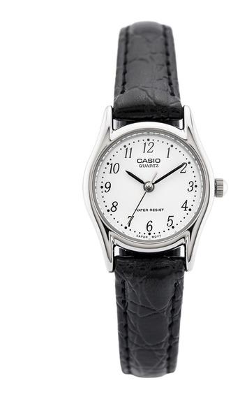 Reloj Casio Mujer Negro Ltp-1094e-7brdf