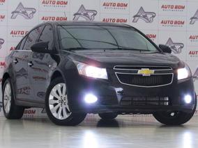 Chevrolet Cruze 1.8 Ltz Ecotec 6 Automático 4p 2011-2012