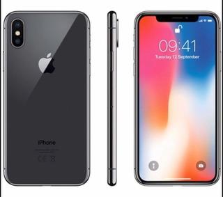 iPhone X, Usado, Como Nuevo. Con Caja Sin Accesorios.