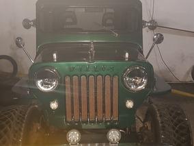 Jeep Cj Jeep Williz 54