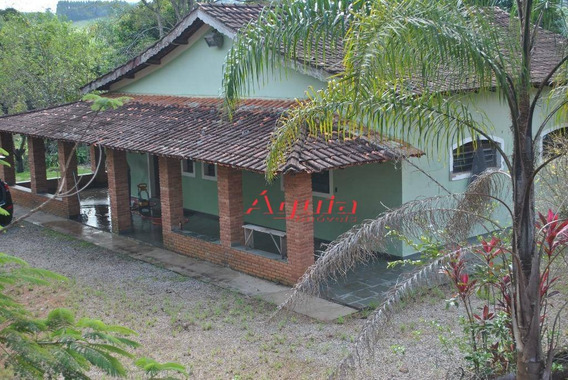 Chácara Com 3 Dormitórios À Venda, 25000 M² Por R$ 480.000 - Dos Farias - Socorro/sp - Ch0078