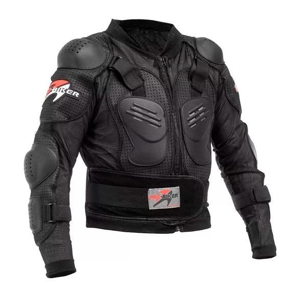 Pechera Pro Biker Body Armor 3 Atv Enduro Mx Marelli
