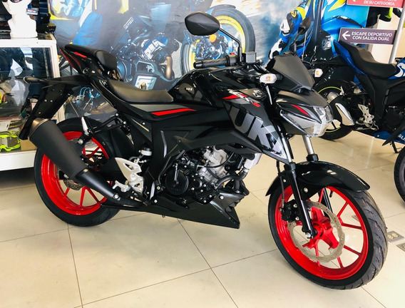 Motocicleta Suzuki Gsx-s150 2019 Promoción