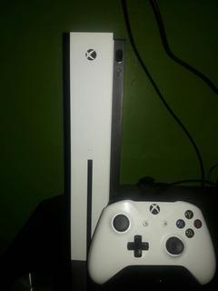 Xbox One S 1 Terabite 1 Control ,con Juegos