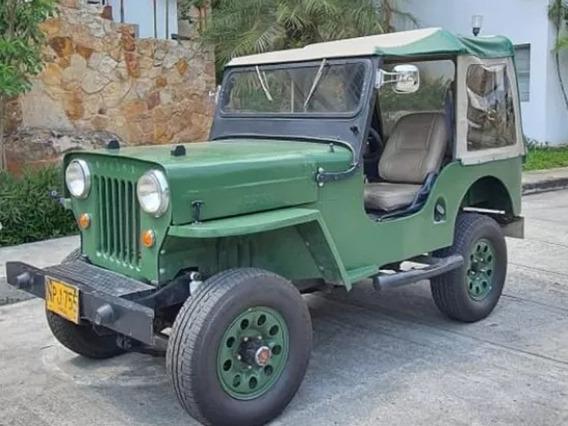 Jeep Willys Modelo 54 1996