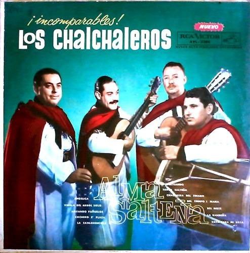 Alma Salte A - Los Chalchaleros (cd)