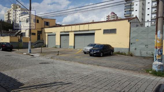 Terreno Para Alugar No Bairro Vila Galvão Em Guarulhos - - 1490-2