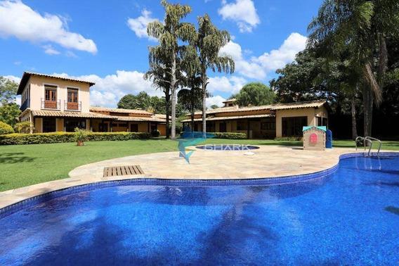 Casa Com 6 Dormitórios À Venda, 800 M² - Fazenda Vila Real De Itu - Itu/sp - Ca0031