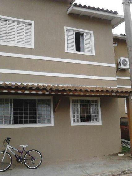 Casa Residencial À Venda, Jardim Morumbi (nova Veneza), Sumaré. - Ca0209