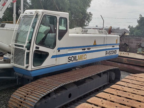 Perforadora Soilmec R-622hd