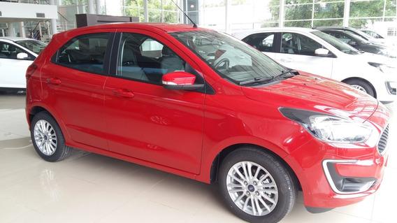 Ford Ka 1.5 Sel 5 P 0 Km Mt 2020 En Stock Colores Varios
