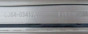Barra Leds Tv Sony Kdl32ex355
