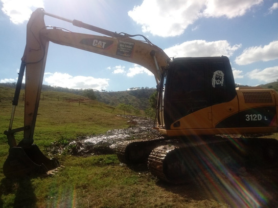 Caterpillar Cat 312 Dl 2010