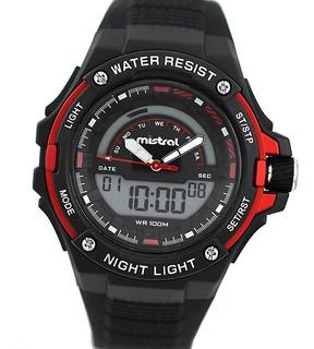 Reloj Mistral Gadx-vc-01 Gadx-vc-07 Crono Alarma Luz Fecha