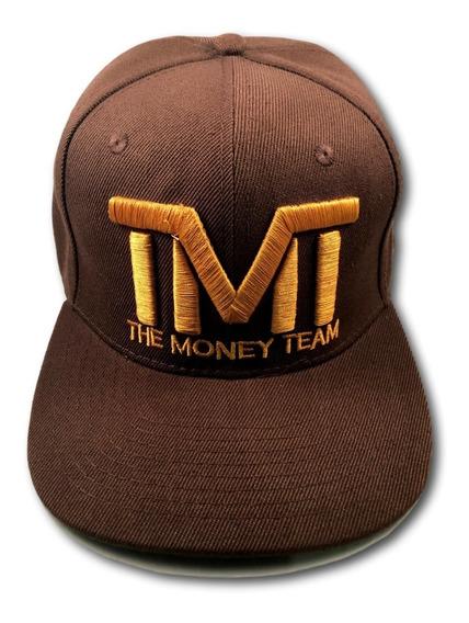 Gorra Tmt The Money Team Cafe Mayweather