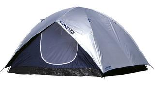 Barraca Luna 6 Pessoas Para Camping Mor