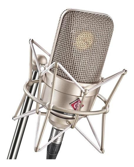 Neumann Tlm 49 Microfone Estúdio Cápsula Larga