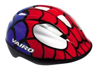 Casco Infantil Ciclista Niño - Vairo Spider