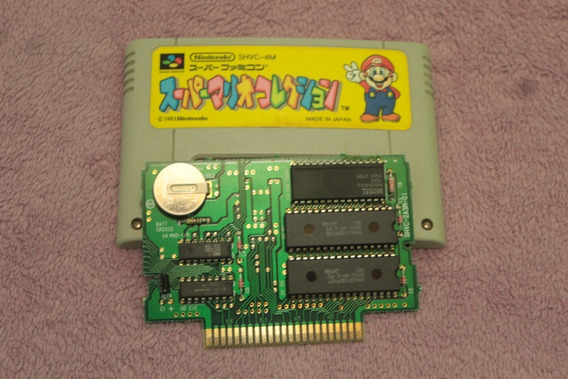 Jogo Super Mario All Stars Original Super Nintendo Snes 001