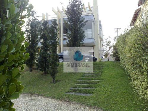 Imagem 1 de 24 de Casa Em Condomínio Marambaia Em Vinhedo - Ca0052