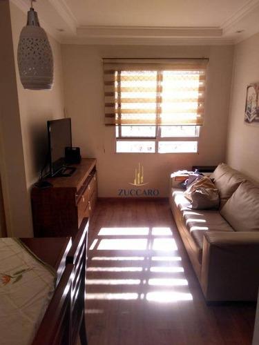 Apartamento Com 2 Dormitórios À Venda, 47 M² Por R$ 240.000 - Ponte Grande - Guarulhos/sp - Ap14675