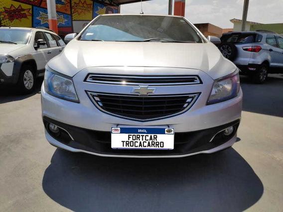 Chevrolet Onix Ltz 1.4 Mpfi 8v 4p Aut.