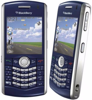 Blackberry Pearl 8110 Mp3 Bluetooth Sms Compatible Con Weex