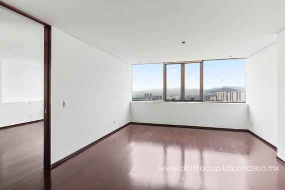 Departamento En Torre Barcelona, Col. Cruz Manca