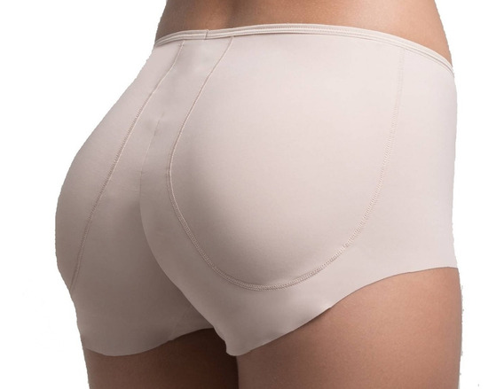 Calcinha Short Enchimento Levanta Glúteos Anti Celulite