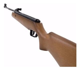 Carabina De Pressão Cbc B12 4.5mm- Madeira