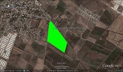 Zumpango Cuautlalpan Terreno Industrial 160,000m2 $500xm2
