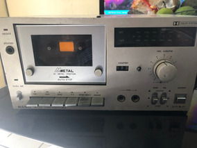 Tape-deck Sano Mc 52d Stereo Cassette Deck
