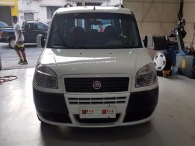 Fiat Doblo 1.8 16v Essence Flex 6p Único Dono 58.000 Km Zero