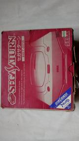 Console Sega Saturn Hst-0014 Jogo Sega Nights Into Dreans