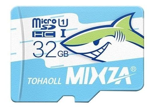 Cartão De Memória Micro Sd Classe 10 Mixza 32gb