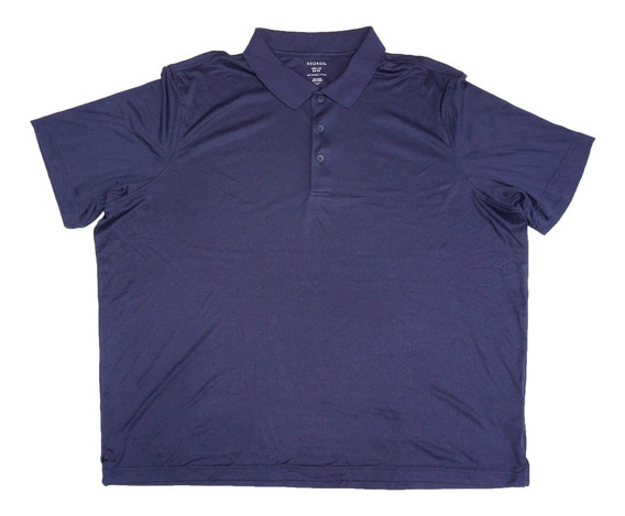 Playera Tipo Polo George 3xl Tela Deportiva