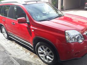 Nissan X-trail 2.5 Gx 4wd Cvt Mt 2012 Bien Cuidada Un Dueño