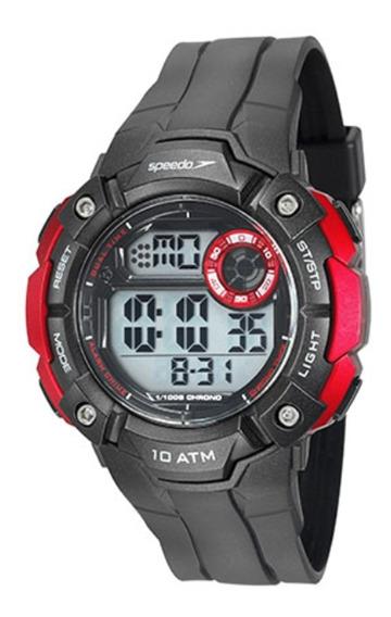 Relógio Masculino Speedo Digital 80640g0evnp2 - Preto