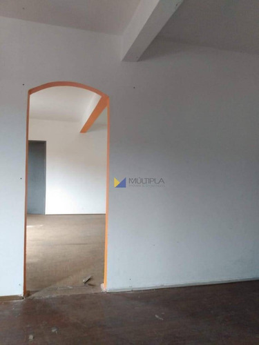 Sala Para Alugar, 100 M² Por R$ 1.500/mês - Jardim Flor Da Montanha - Guarulhos/sp - Sa0049
