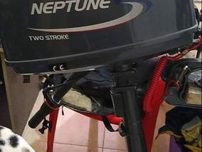 Motor Fuera De Borda Neptune De 2hp En Excelente Estado