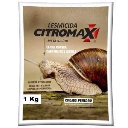 Lesmicida Citromax Resistente A Umidade 1k