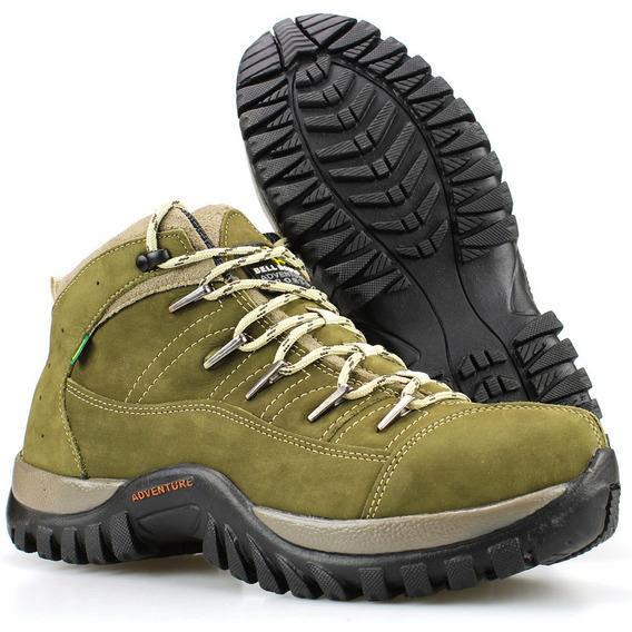 Coturno Bota Tenis Sapato Sapatenis Masculino Adventure