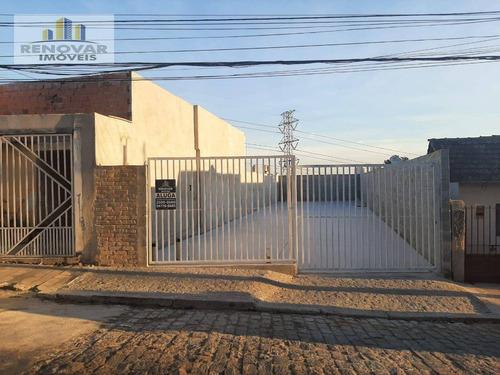Imagem 1 de 6 de Terreno Para Alugar, 175 M² Por R$ 2.000,00/mês - Centro - Mogi Das Cruzes/sp - Te0149