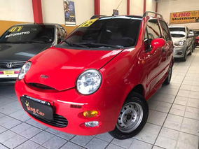 Chery Chery Qq 1.1 5p 2012 Completo Kingcar Multimarcas