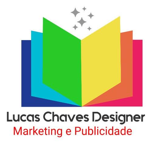 Imagem 1 de 1 de Desingner Para Logomarca