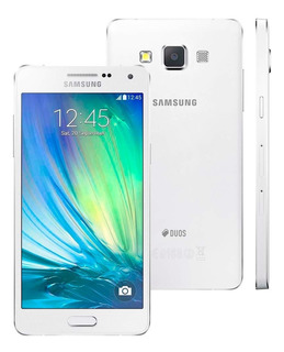 Samsung Galaxy A5 A500m 16gb Dual 4g 13mp Branco Vitrine 3