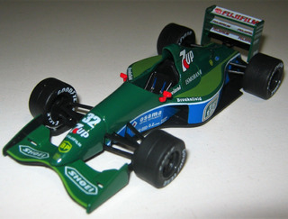 Jordan 191 M.schumacher Licencia Oficial Formula One 1/43