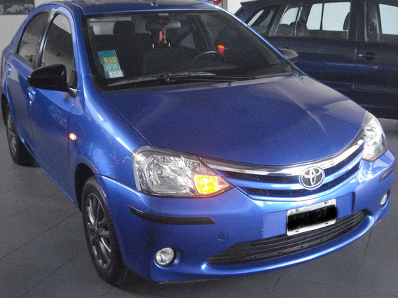 Toyota Etios 1.5 2013 Sedan 4 Pts Xls 65000km Full-full