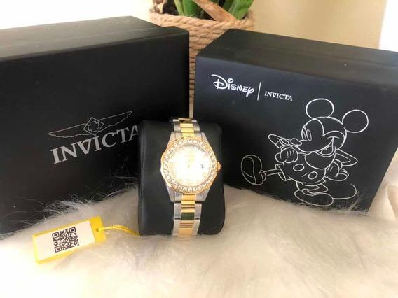 Invicta Feminino Disney Edição Limitada Minnie 38mm 22871