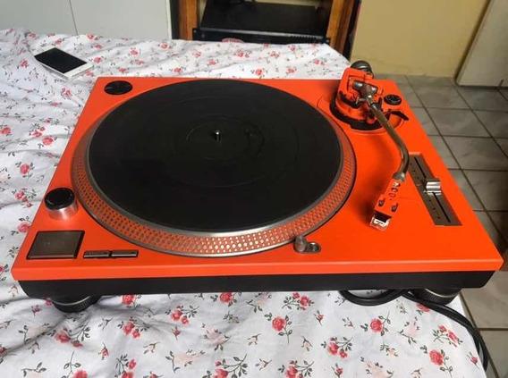Toca Disco Technics Sl1200mk2